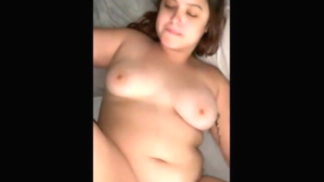 Fucking my Fat Chubby wife before going to work KeezMovies amateur