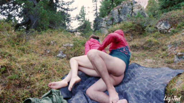 hike and sex at 3000mt KeezMovies amateur