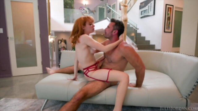 Red Hot Squirting Machine, Lacy Lennon KeezMovies blowjob