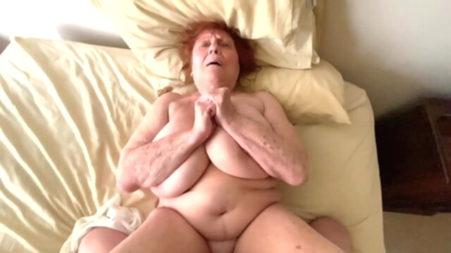 Naughty Granny Satisfies Insatiable Desire For Young Cock KeezMovies amateur